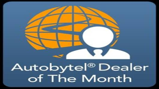 Dealer of the Month logo