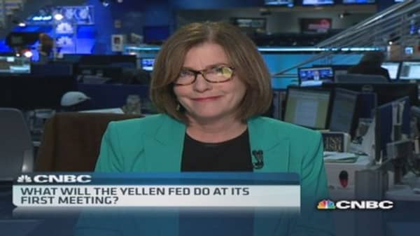 Prognosticating Yellen's Fed