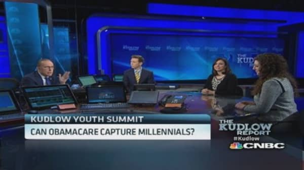 Millennials' take on Obamacare