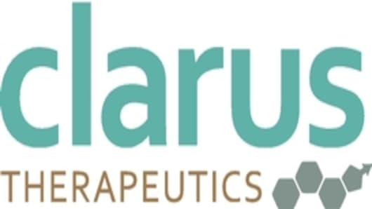 Clarus Therapeutics logo