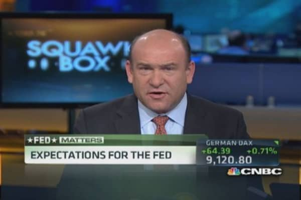 Expectations for the Fed