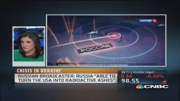 Global markets waiting on Putin