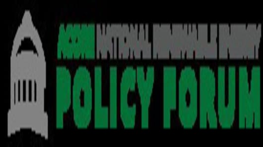 National Renewable Energy Policy Forum logo