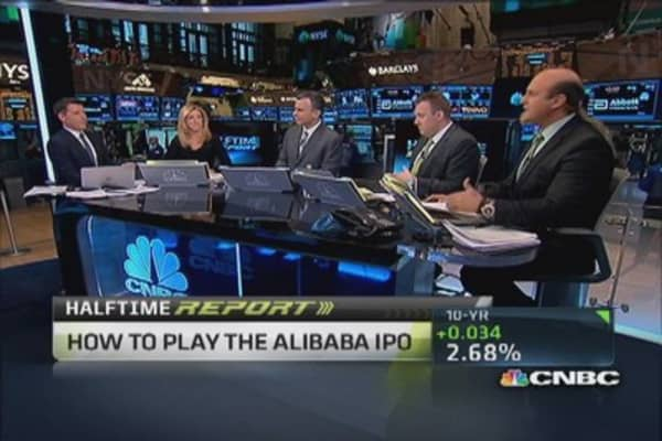 How to play the Alibaba IPO
