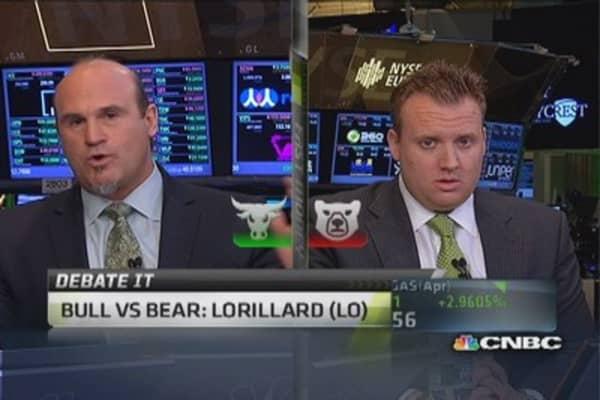 Lorillard owns the e-cig market : Trader