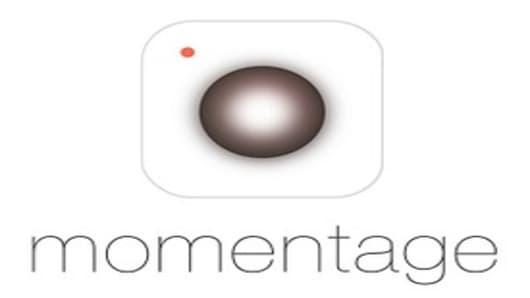 Momentage Logo