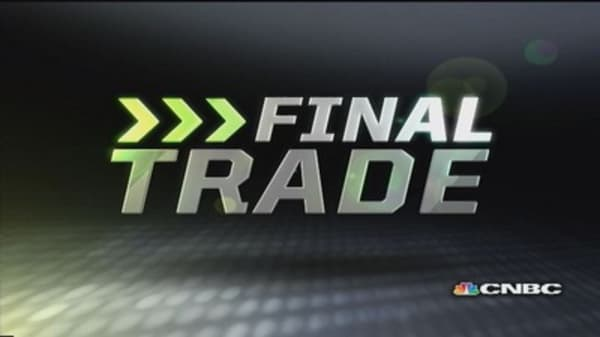Fast Money Final Trade: GM, AMD, MSFT, HXL