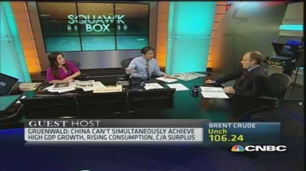 China faces a 'policy trilemma': Standard & Poors