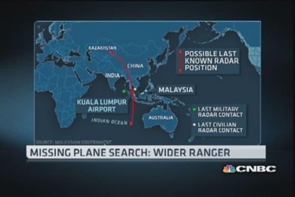 Malaysia flight investigation baffling