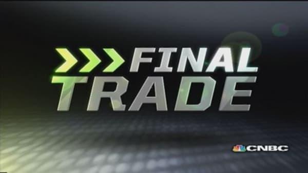 Fast Money Final Trade: RSX, ELX, HPQ, NBR