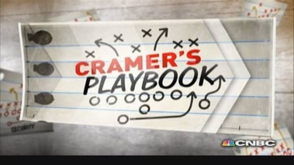 Cramer's Playbook: Retirement vs. discretionary