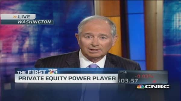 Housings big pop is out: Blackstone CEO