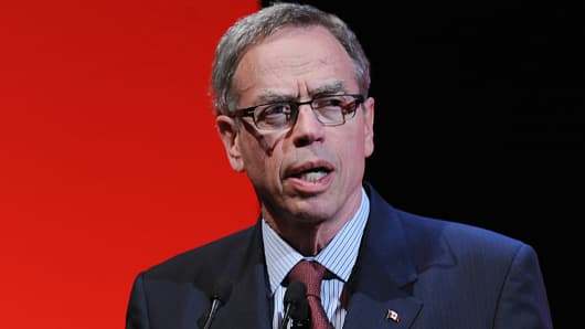Joe Oliver, named Canada's new Finance Minister.