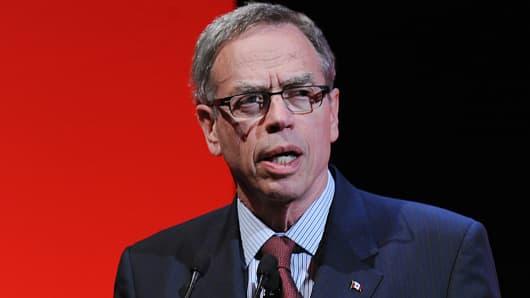 Joe Oliver, named Canada's new Finance Minister.