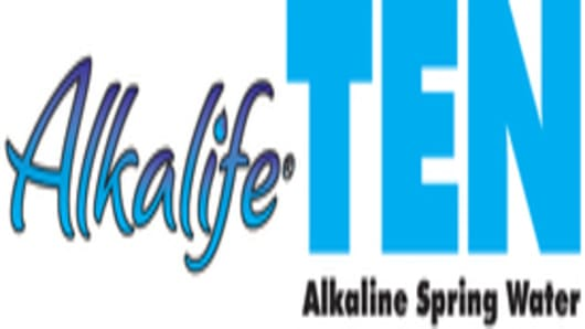 Alkalife TEN logo