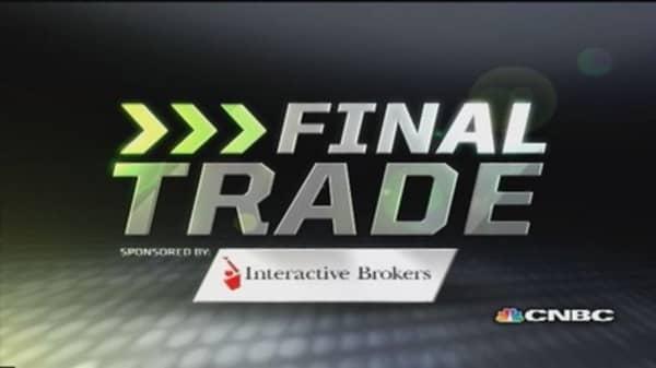 Fast Money Final Trade: THC, EEM, EWZ