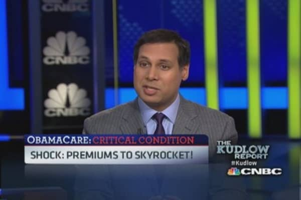 Obamacare premiums to rise: Pro