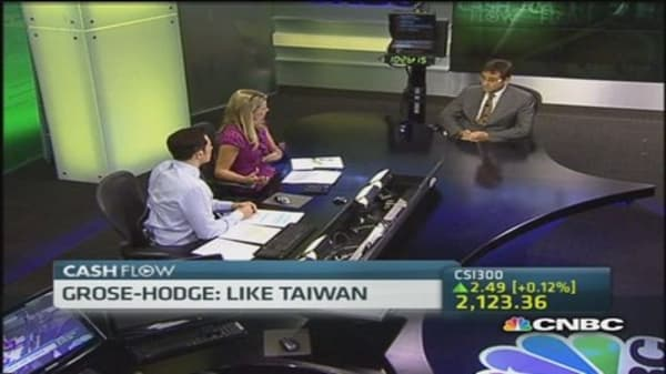 Is it time for Taiwan to shine?