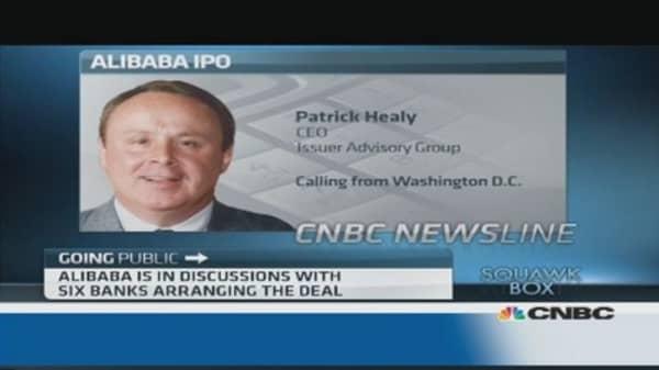 Will Alibaba shun Nasdaq for the NYSE?