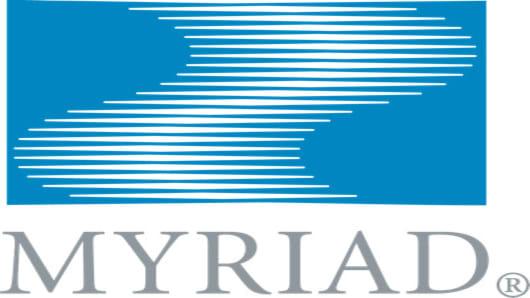 Myriad Genetics, Inc. Logo