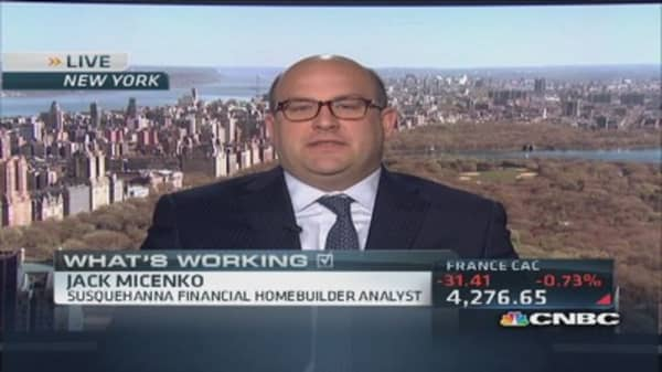 Hot housing plays: Analyst