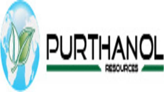 Purthanol Resources Ltd Logo