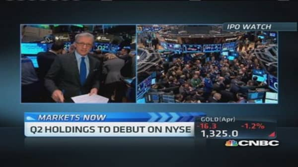 Pisani's markets: IPOs on parade