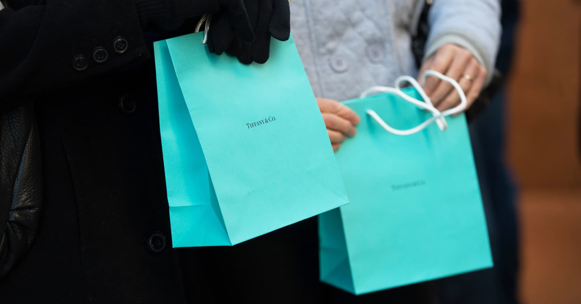 Stocks making the biggest moves midday: Tiffany, Nike, Avon Products & more