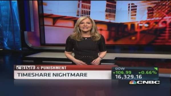 Timeshare fraud nightmare