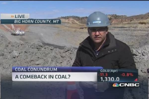 Coal's environmental conundrum