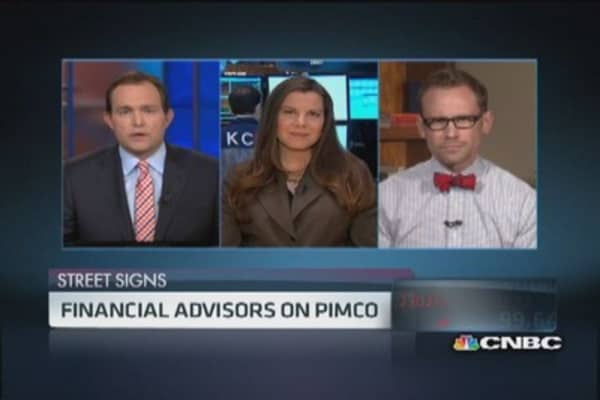 Leadership crisis at Pimco?