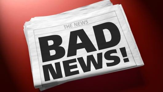 Slikovni rezultat za bad news