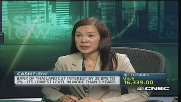 Rate cut will not salvage Thai economy: ABN AMRO