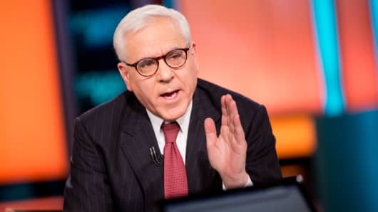 David Rubenstein, The Carlyle Group Co-Founder & Managing Director.