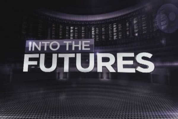 Into the futures:  Big week for housing data