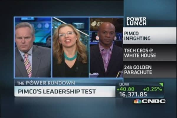 Power Rundown: More tension for Pimco