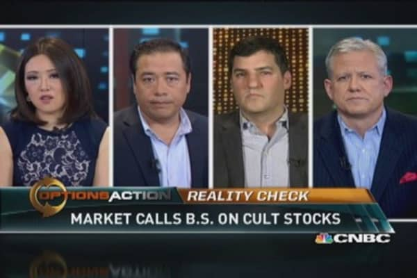 Market calls bs on these cult stocks