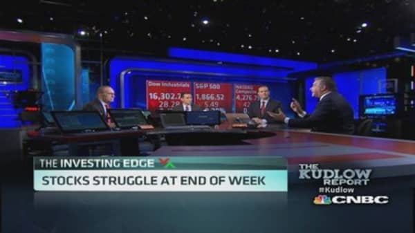 Yellen said what needed to be said: Polcari