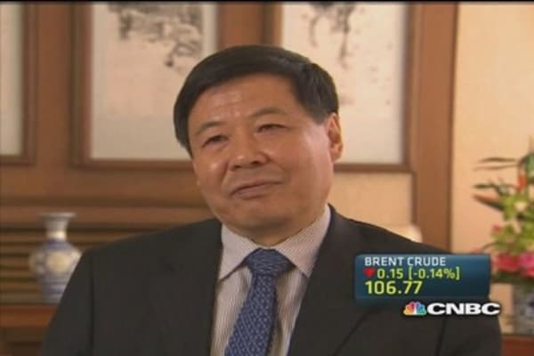 China will deal with financial issues: Vice Fin Min