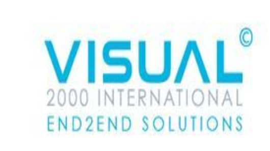 Visual 2000 International End2End Solutions Logo