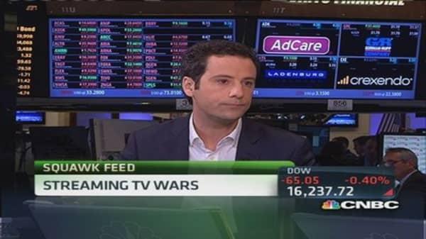Apple & Comcast talk streaming TV: WSJ