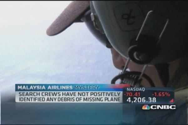 No Malaysia MH 370 debris identified