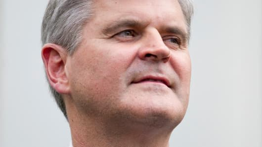 Forerunner of the Internet: AOL's co-founder Steve Case