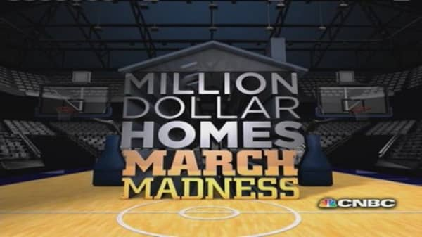 Million Dollar Homes: Duke vs. North Carolina