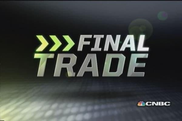 FMHR Final Trade: CSCO, COG, ASH & COST