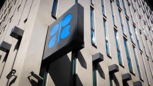 OPEC headquarters in Vienna, Austria.
