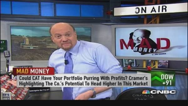 Cramer looks for value plays