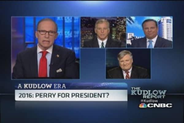 Pros debate 2016 presidential candidates