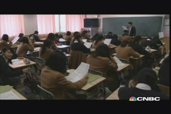 Can an education reform lift Japan's English fluency?