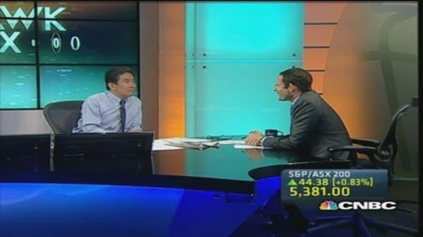 Take advantage of Nikkei selloff: Blackrock